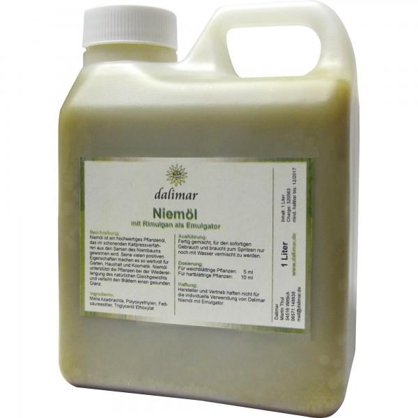 Dalimar Niemulgan - Niemöl mit Rimulgan als Emulgator fertig gemischt 1 Liter