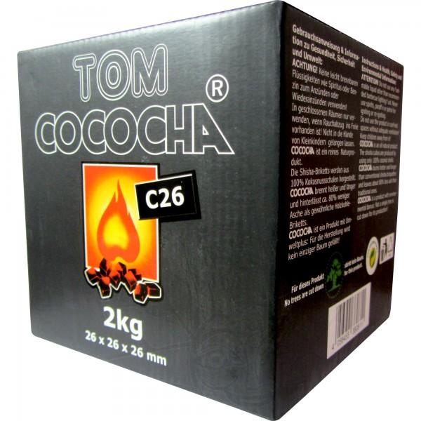 C26 Kokoskohle (2 kg)