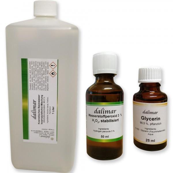 Rohstoffe nach WHO-Rezept (Bundle)