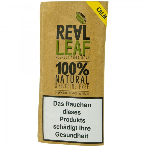 Real Leaf CALM
