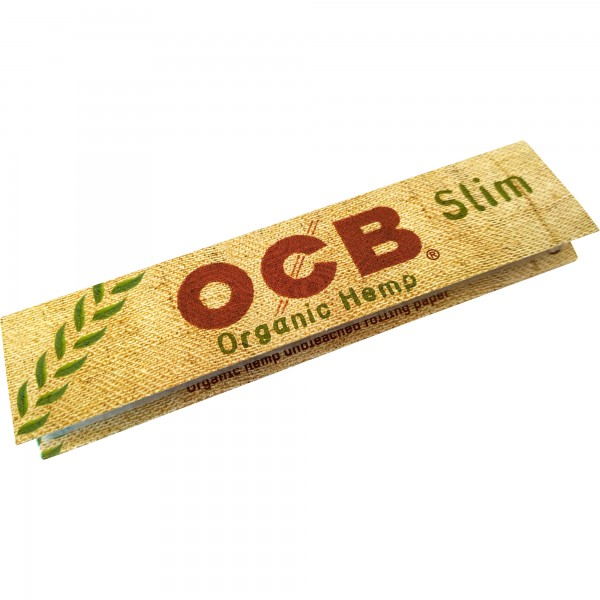 Slim Organic Hemp King Size