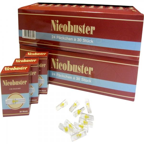 2 x 24 = 48 Päckchen Nicobuster (à 30 Filter)