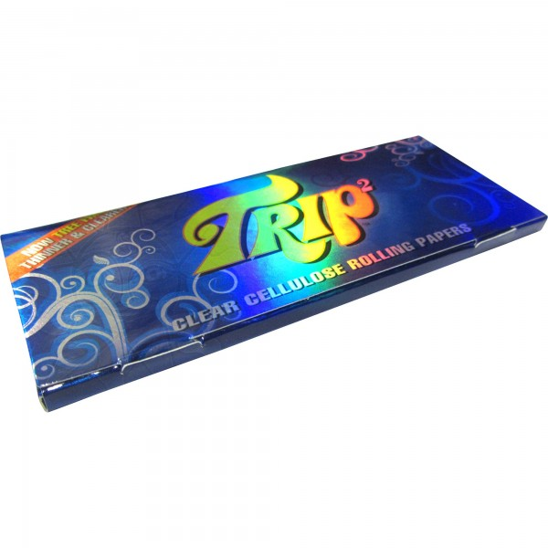 Trip² King Size Transparente Papers (40 Blättchen)