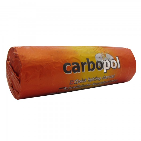 Carbopol 40 mm (Rolle: 10 Tabs)