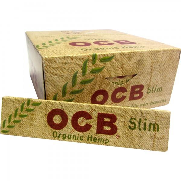 OCB Organic Hemp Slim (50 x 32 Blättchen)