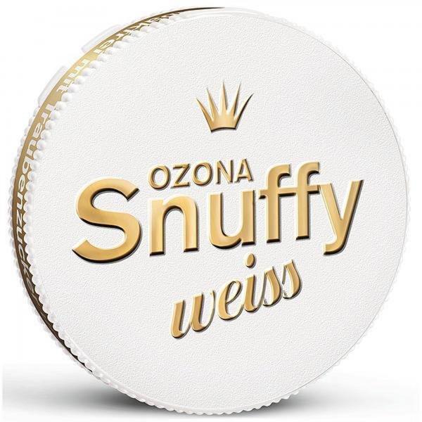 OZONA Snuffy Traubenzucker und Menthol