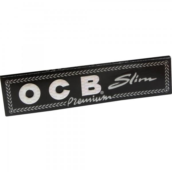 OCB Slim Premium King Size (schwarz)