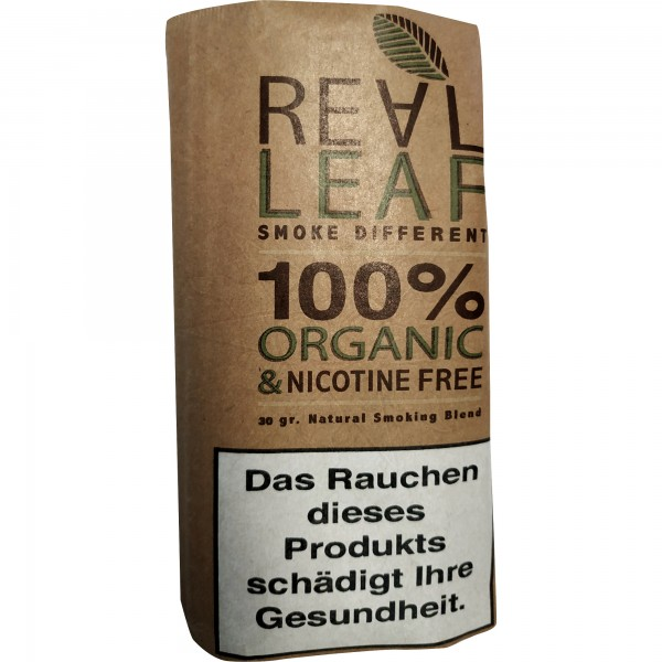 Real Leaf Tabakersatz 30 g