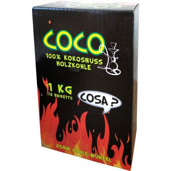 Cosa Kokoskohle 1 kg