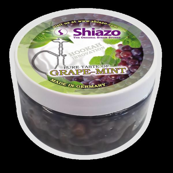 Shiazo Grape-Mint / Traube-Minze 100 g