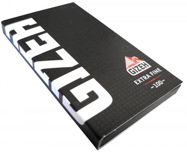 Zigarettenpapier Extra Fine / Weiß (100 Blättchen)