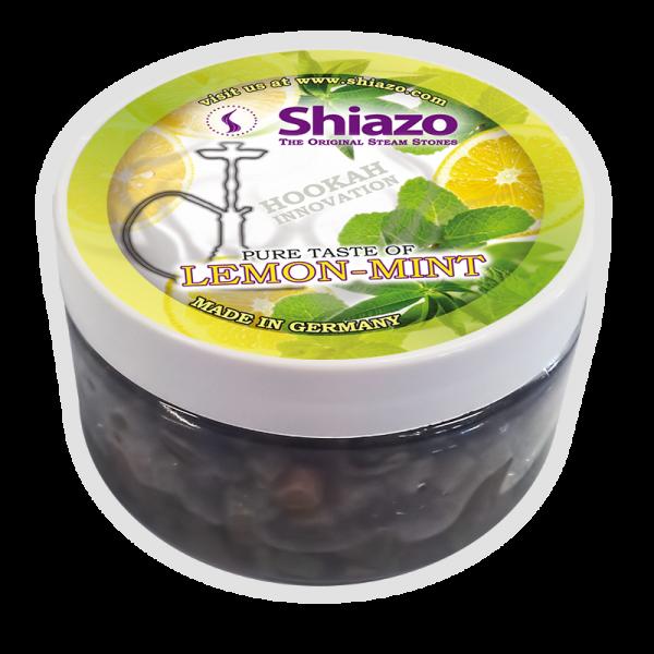 Shiazo Lemon Mint / Zitrone Minze