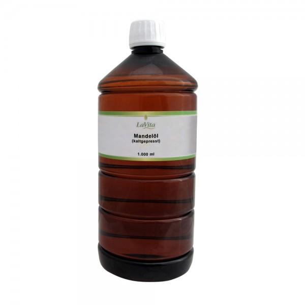 Lavita Mandeöl (kaltgepresst) (1 Liter)