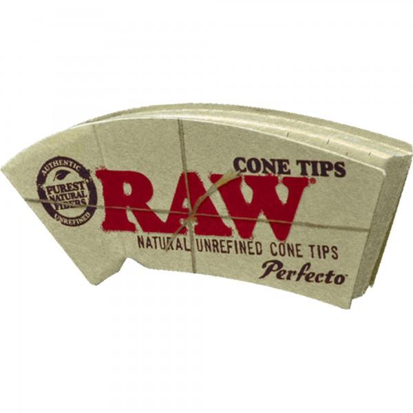RAW Cone Tips Perfecto 24 x 32 Tips