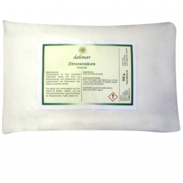 Dalimar Zitronensäure (500 g)