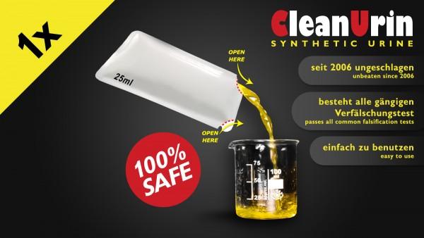 CleanU Clean Urin 25 ml