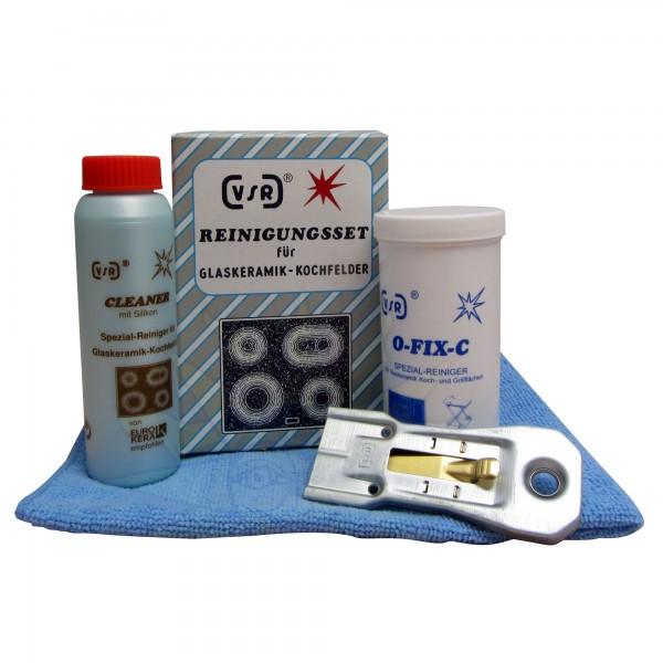 Reinigungsset (mit O-Fix-C und Cleaner)