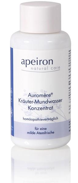 Auromère Kräuter-Mundwasser Konzentrat MINZFREI 100 ml