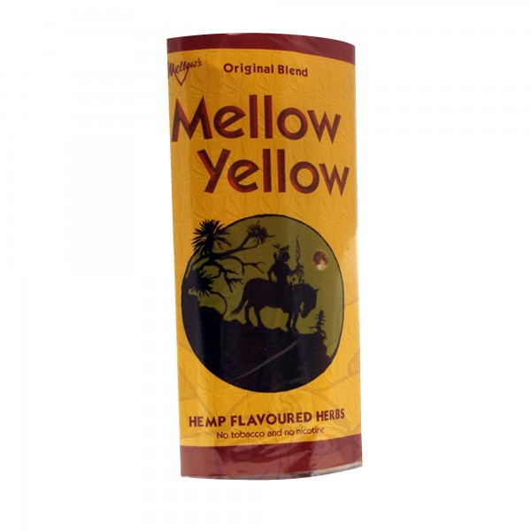 Knaster Mellow Yellow Hemp (35 g)