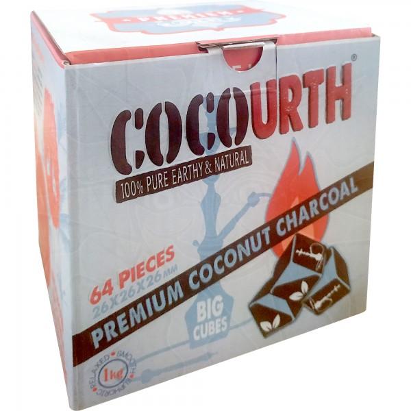 CocoUrth Kokoskohle 1 kg