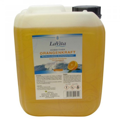 Orangenkraft HT (10-Liter-Kanister)