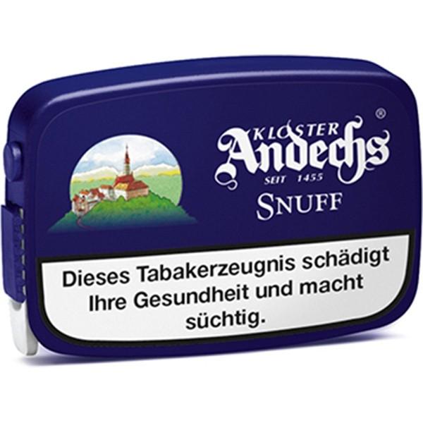 Pöschl Kloster Andechs Snuff
