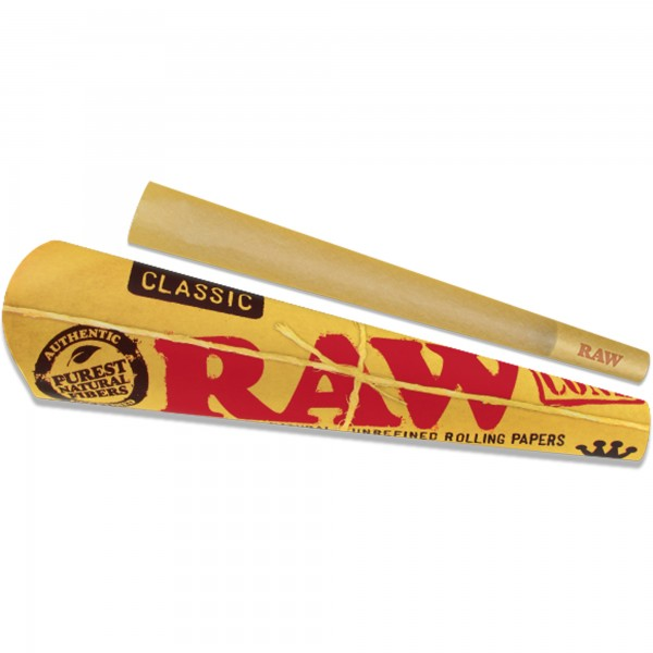 RAW Cone King Size vorgerollte Papes (3 Stück)