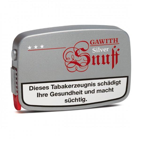 Gawith Silver Snuff