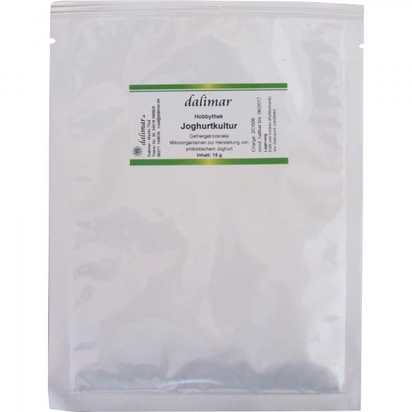 Joghurtkultur probiotisch 15 g (Beutel)