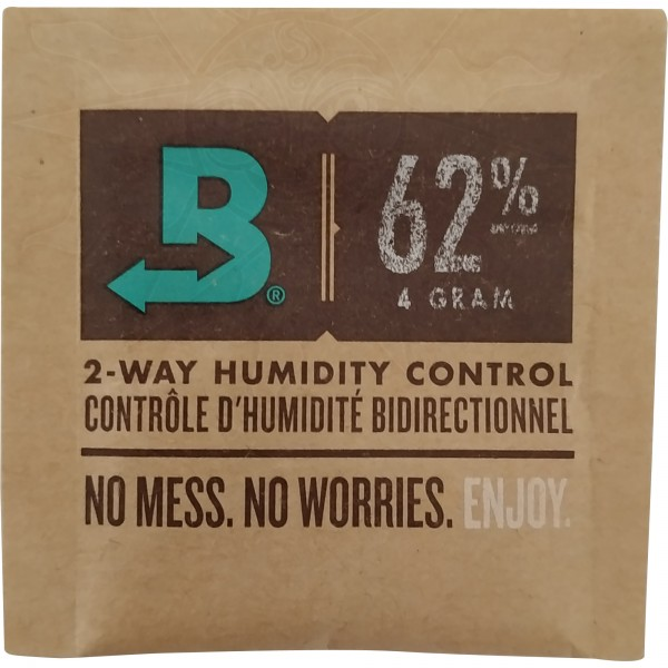 Humidity Control 62 % 4 g