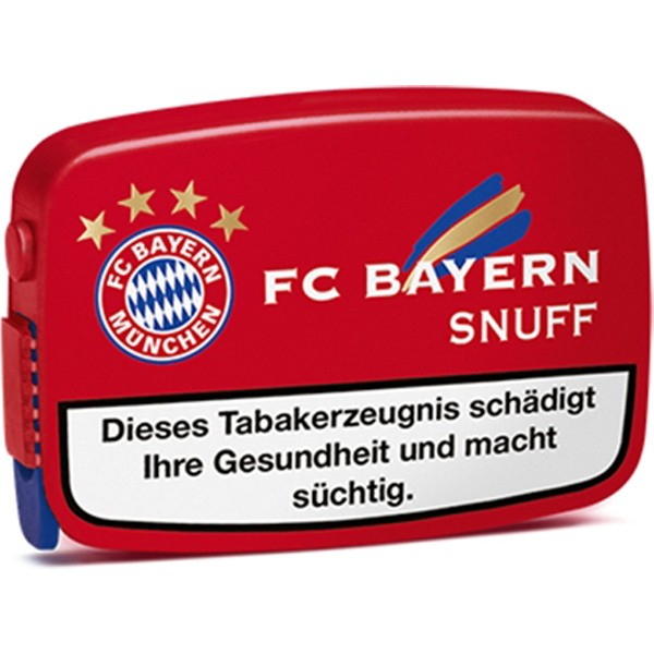 Pöschl FC Bayern Snuff
