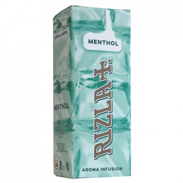 Rizla Aromacards Menthol (VE:25 Streifen)