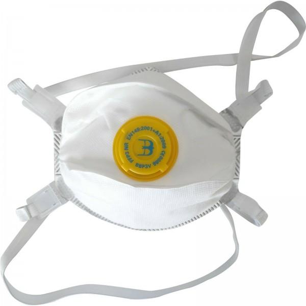 Atemschutzmaske FFP3 mit Klimaventil Feinstaubmaske