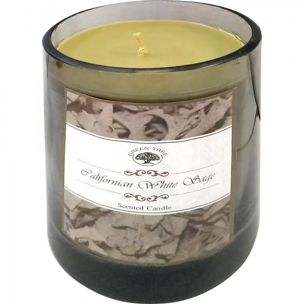 Duftkerze Californian White Sage (Glas)