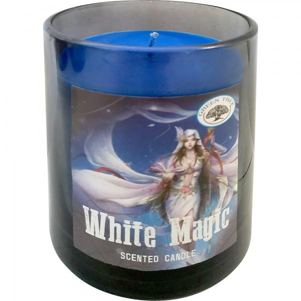 Duftkerze White Magic (Glas)