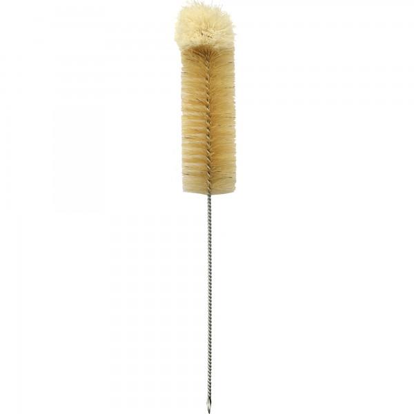 Reinigungsbürste 32 cm Naturhaar + Wollschopf ⌀ 4 cm