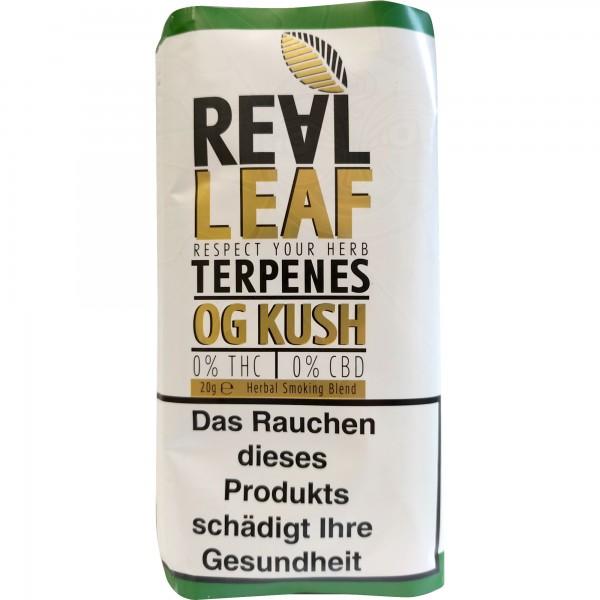 Real Leaf Terpenes OG Kush