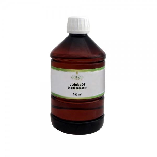 Jojobaöl kaltgepresst 500 ml