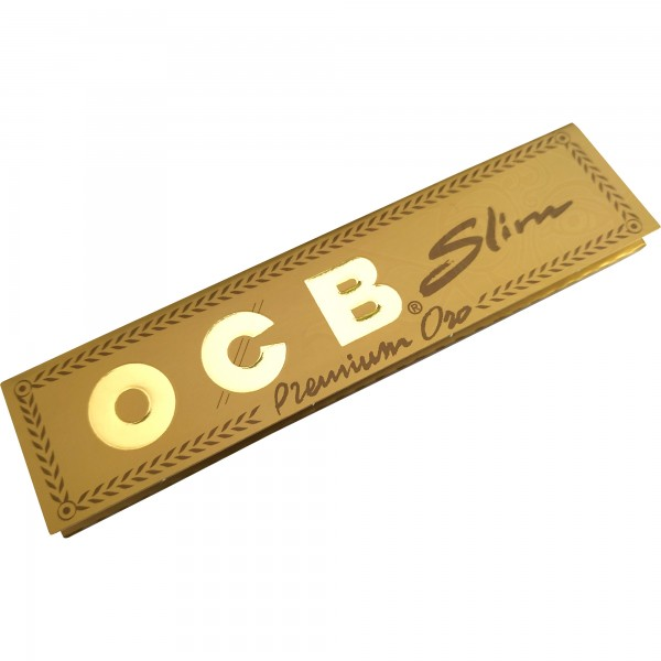 Slim Premium ORO King Size (gold)