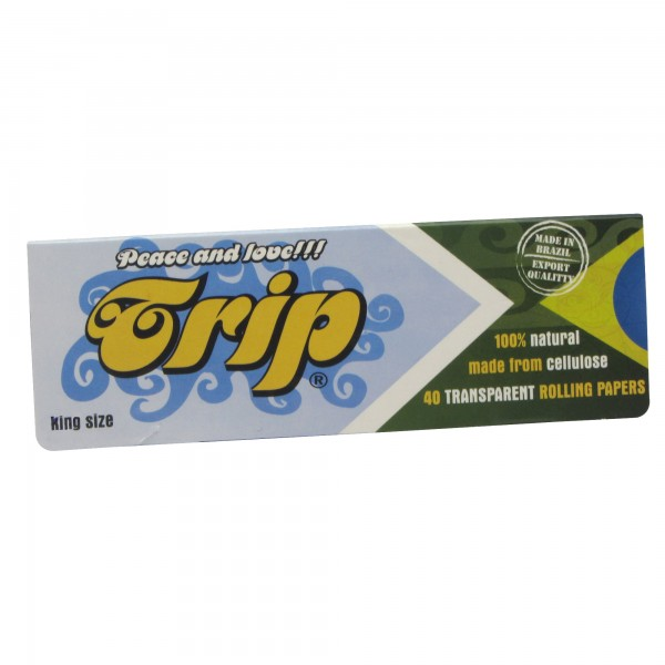 Trip King Size Papers (40 Blättchen)